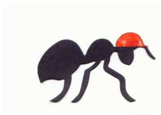 Eyvah! Çocuğum karıncadan bile korkuyor
