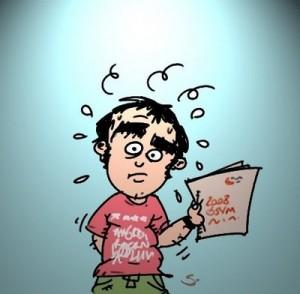 Sınavdan önceki son gün!