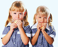 Beslenme çantasında katkısız gıdalar olsun