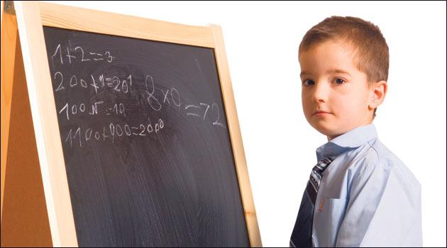 Üstün zekâlı olmasını istiyorsanız çocuklarınızla sayılarla konuşun