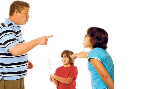 Çocukların babalarını çıldırtan davranışları