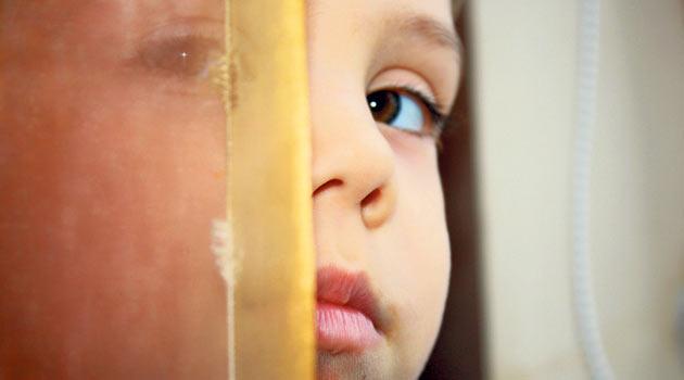 Bir çocuk, odasından niçin çıkmak istemez?