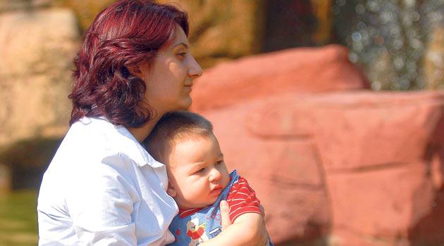 Depresyon geçiren annenin çocuğu da olumsuz etkileniyor