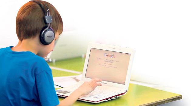 Çocuklar, internet başında büyüyor