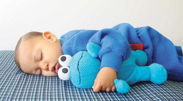 Çocuğunuzla Beraber Uyumayın