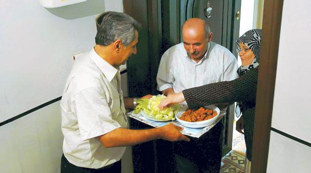 Komşuluk ilişkileri iyi olanın ruh sağlığı da iyi oluyor