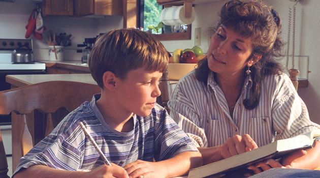 Çocukla iletişim, sadece ders odaklı olmamalı
