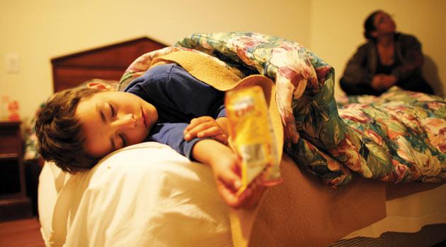 Uyku bozukluğu, çocuklarda ezberleme yeteneğini azaltıyor