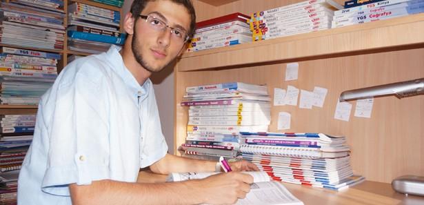 2013 LYS Türkiye Şampiyonu Ahmet Kocak